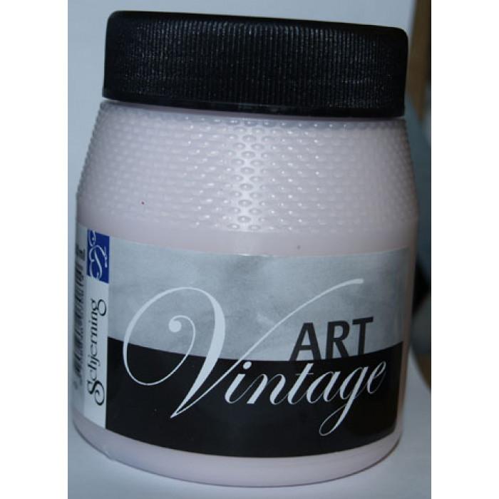 Art Vintage- Støvet Rosa