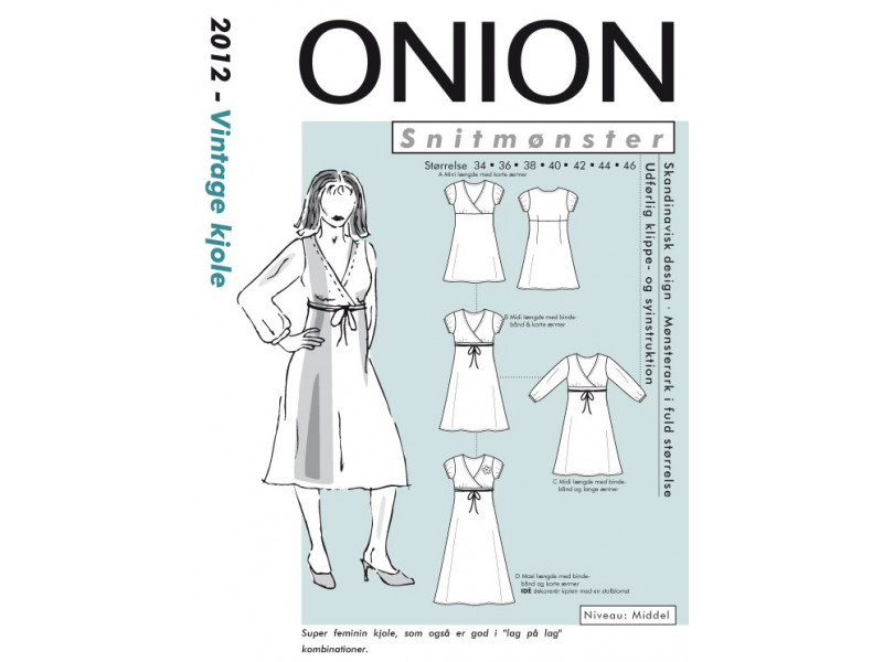 Onion- 2012
