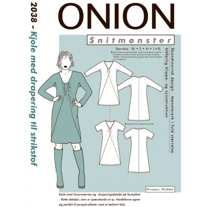 Onion- 2038