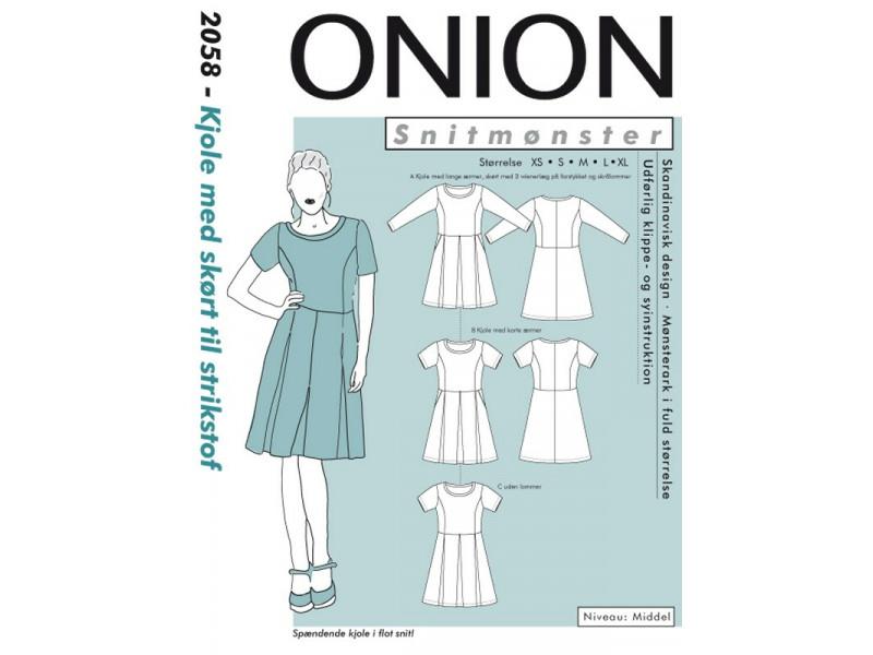 Onion- 2058