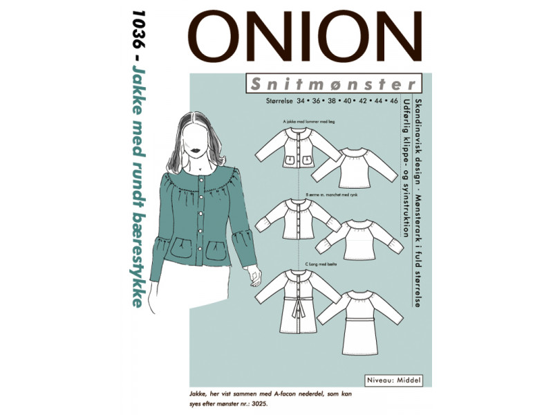 Onion- 1036