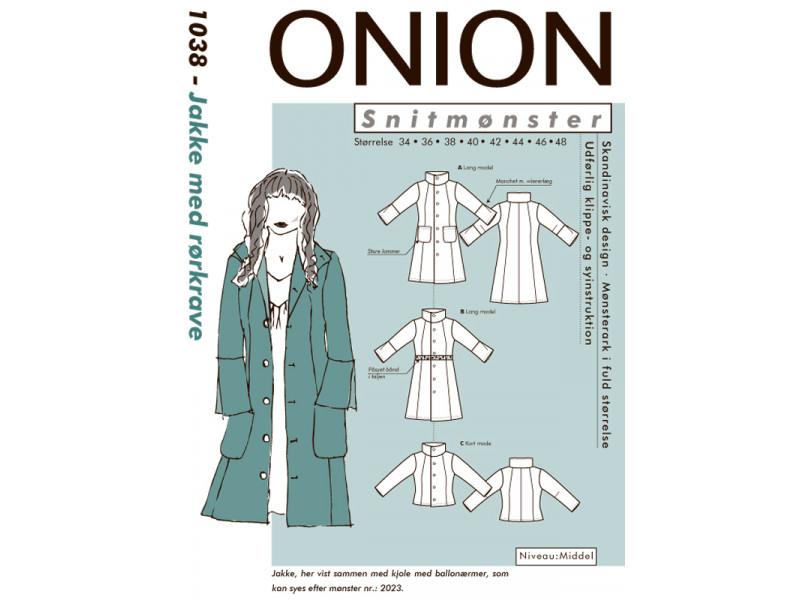 Onion- 1038