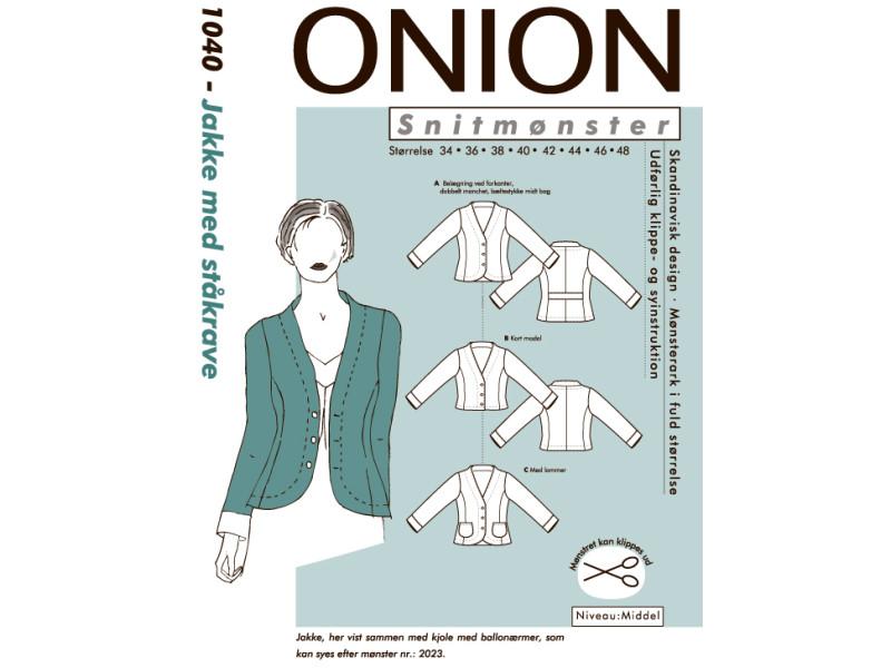 Onion- 1040