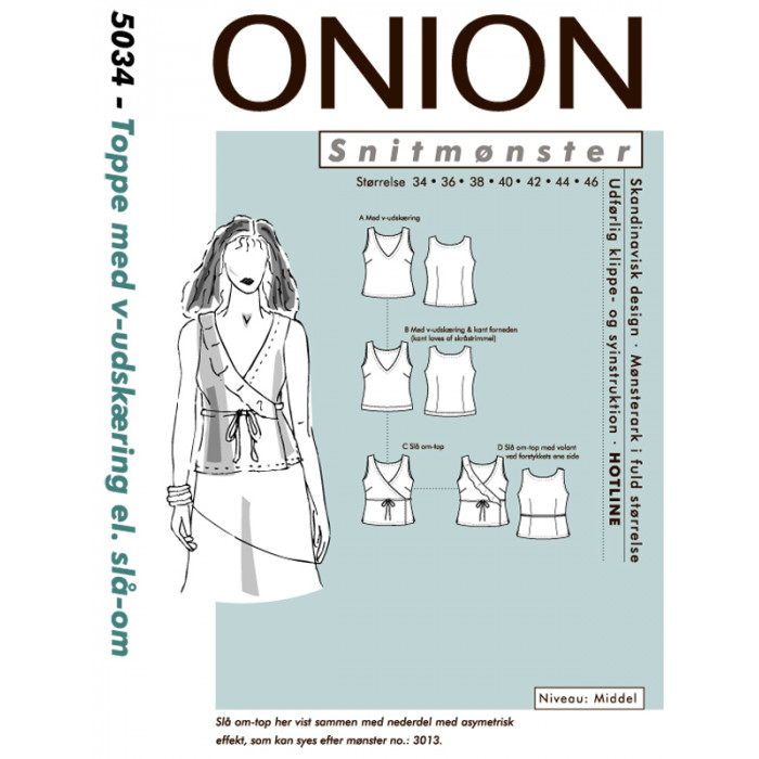Onion- 5034