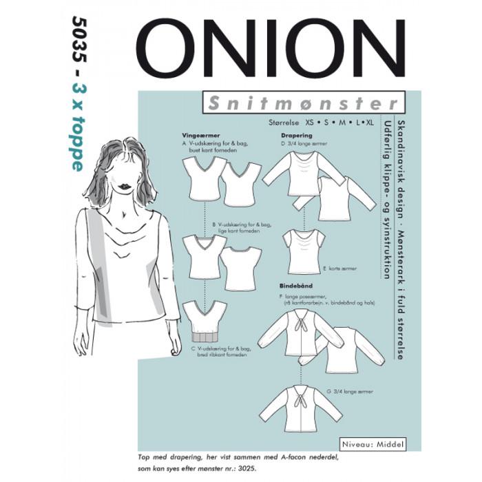 Onion- 5035