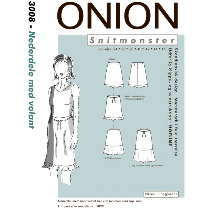 Onion- 3008