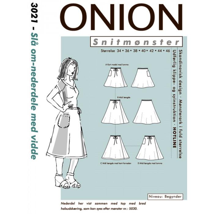 Onion- 3021