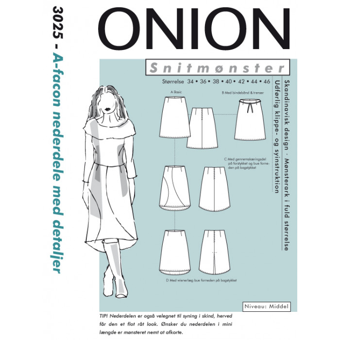 Onion- 3025