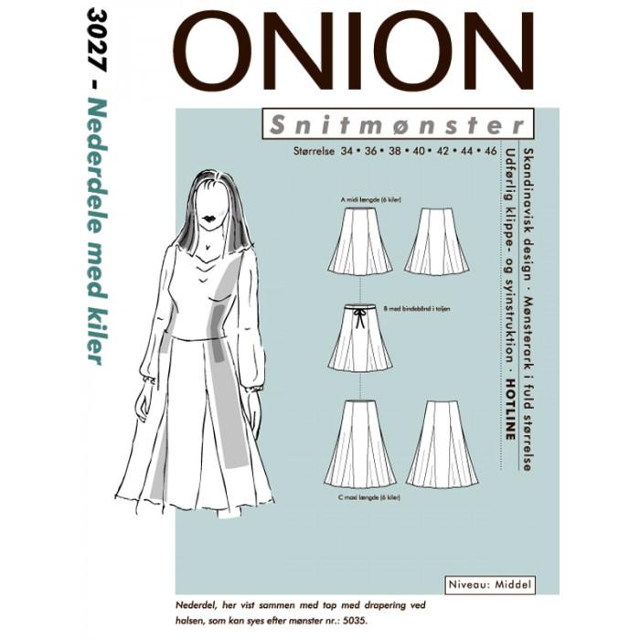 Onion- 3027