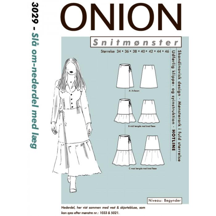 Onion- 3029