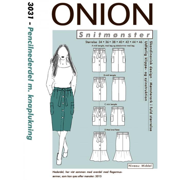 Onion- 3031