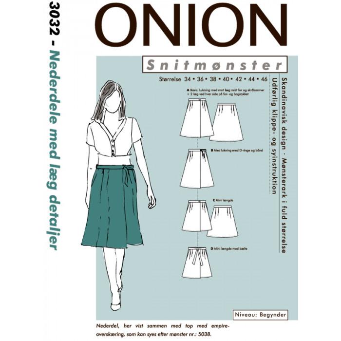 Onion- 3032