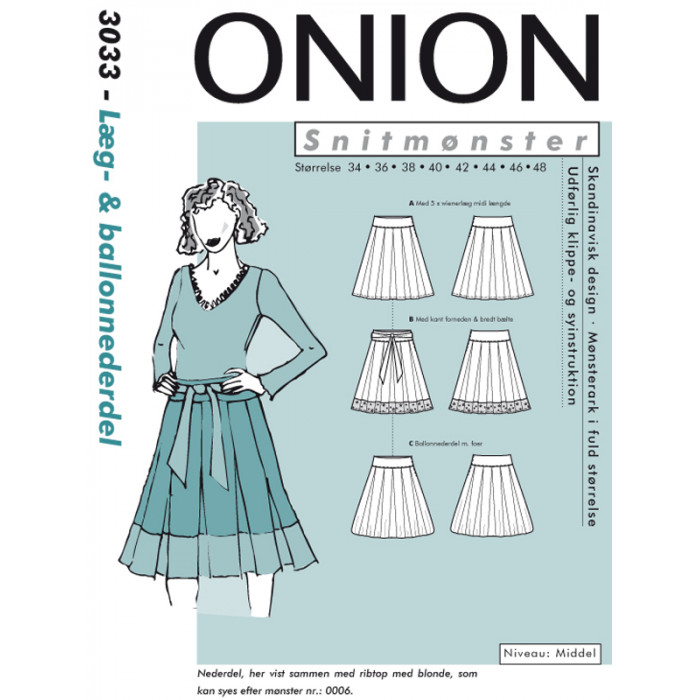 Onion- 3033