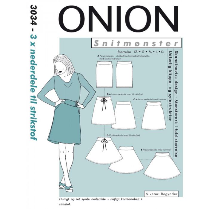 Onion- 3034