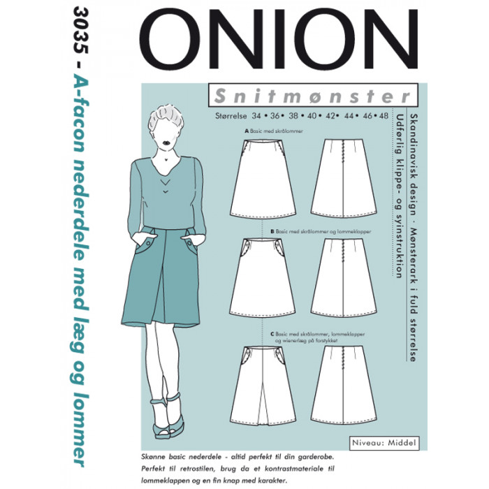 Onion- 3035