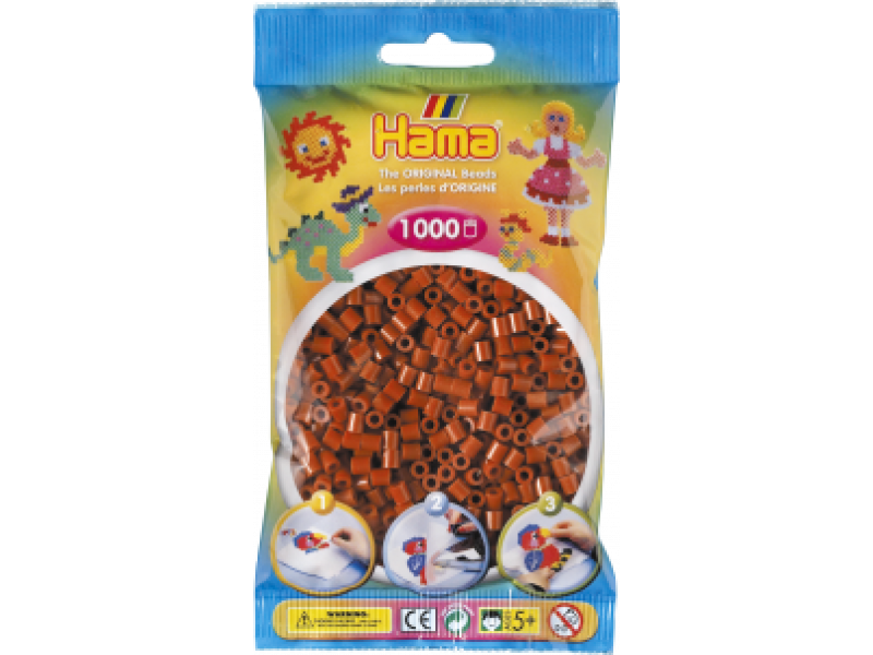 Hama Perler- 207-20