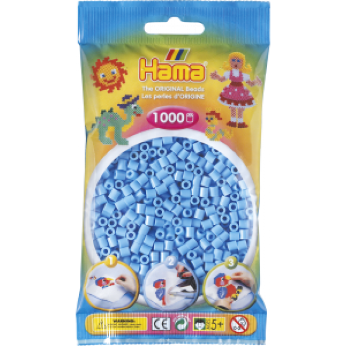 Hama Perler- 207-46