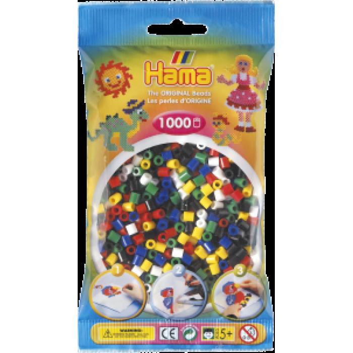 Hama Perler- 207-66