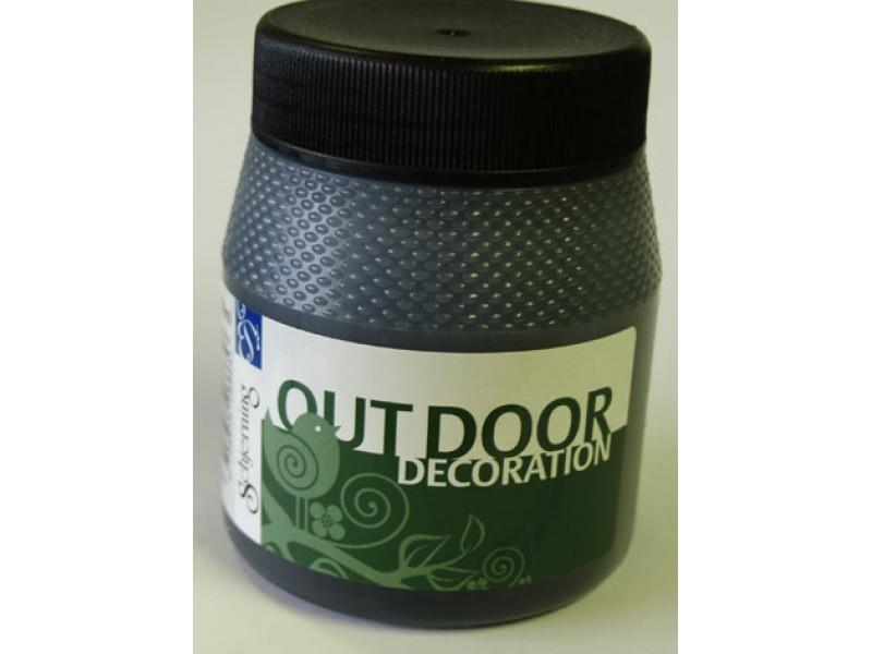Outdoor Decoration Maling- Sort