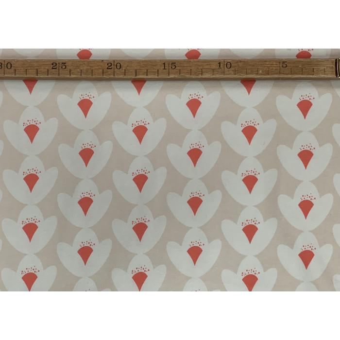 "Tulipaner - ""Art Gallery Fabrics"" bomuldsjersey"
