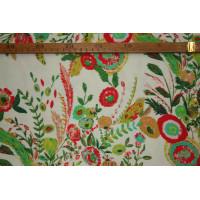 "Buketter - ""Art Gallery Fabrics"" bomuldsjersey"