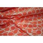 """Grafikske cirkler - """"Art Gallery Fabrics"""" bomuldsjersey"""