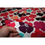 "Blomster- ""Art Gallery Fabrics"" bomuldsjersey"