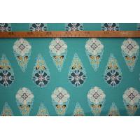 "Flowercone - ""Art Gallery Fabrics"" bomuldsjersey"
