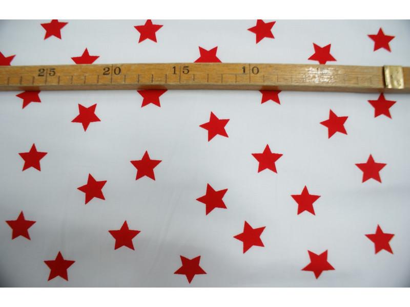 Bomuldslærred- Stjerner nr. 1008