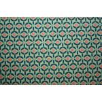Bomuldslærred- Skøn grøn