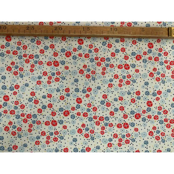 "blomster hjul - ""Art Gallery Fabrics"" bomuldsjersey"