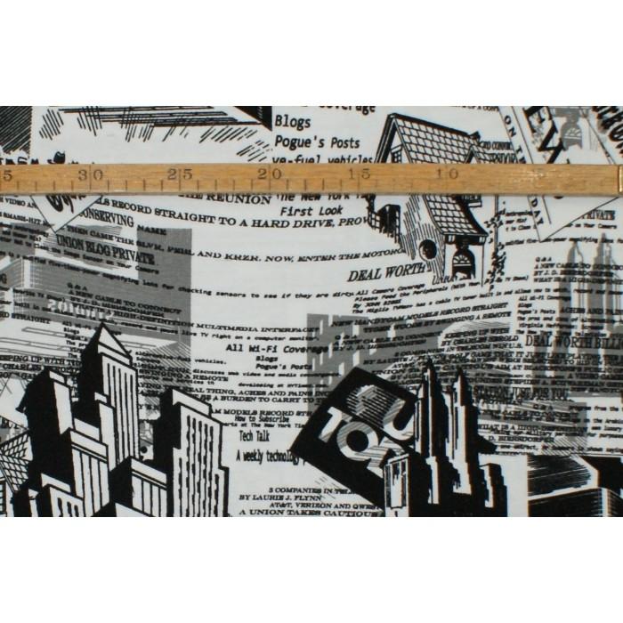 Bomuldsjersey - Nr. 152