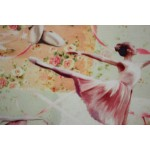 Bomuldsjersey - Ballerina