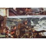 Bomuldsjersey - Soldater
