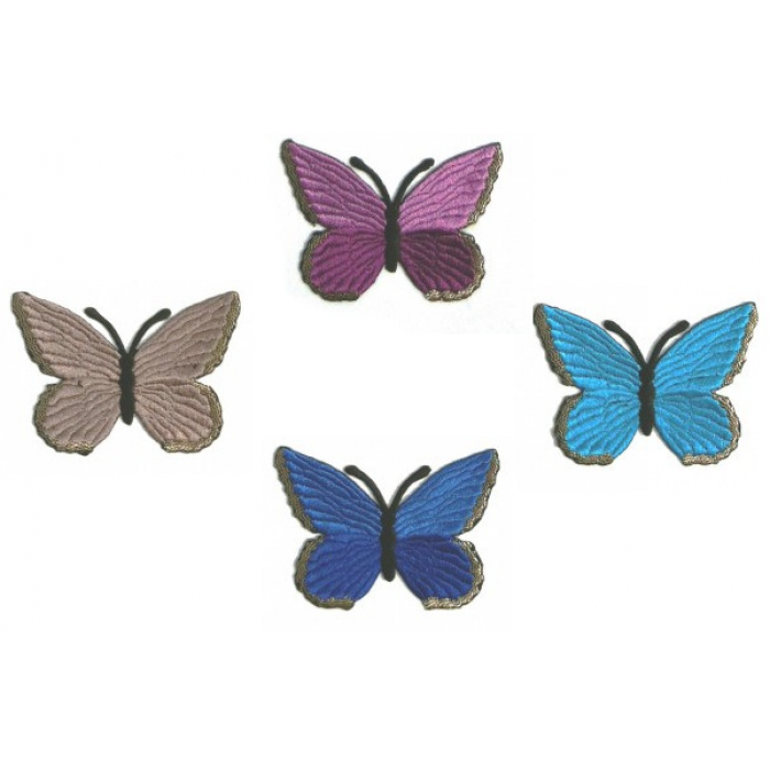 Strygemærke- Sommerfugl 3-3836